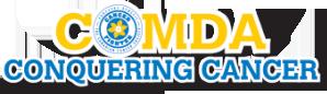 Comda-conqueringcancer-Logo